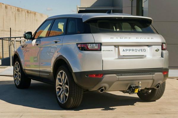 2017 MY18 Land Rover Range Rover Evoque L538 MY18 TD4 150 Suv Image 2