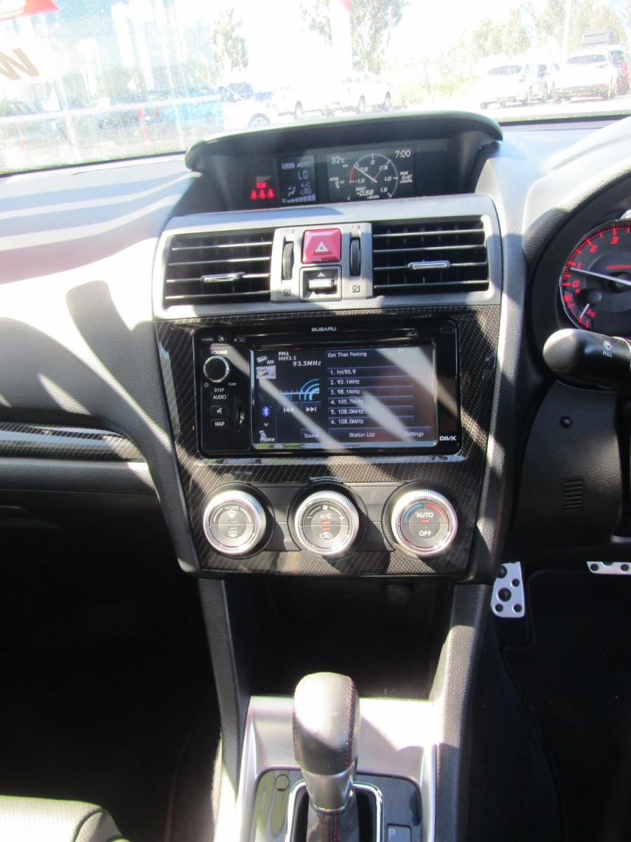 2014 MY15 Subaru WRX V1 MY15 PREMIUM Sedan Image 21