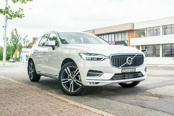 2019 MY20 Volvo XC60 UZ  T5 T5 - Inscription Suv