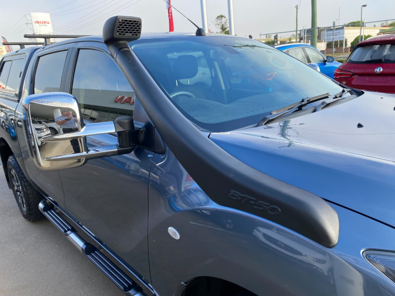2017 Mazda BT-50 UR0YG1 XTR XTR Crew cab