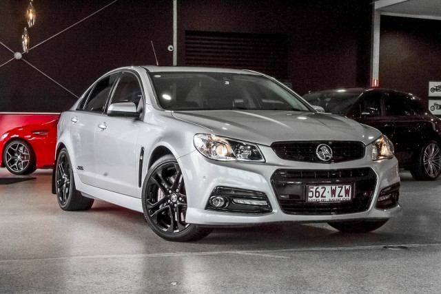2015 Holden Commodore VF MY15 SS V Redline Sedan Image 1