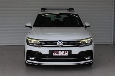 2018 Volkswagen Tiguan 5N MY18 140TDI Suv Image 3