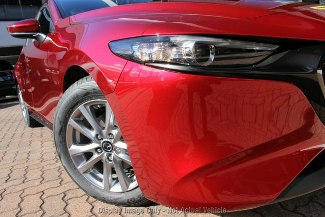 2020 Mazda 3 BP G20 Pure Hatch Hatchback Image 2