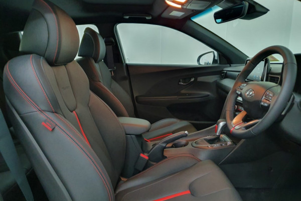 2019 MY20 Hyundai Veloster JS Turbo Premium Coupe Image 3