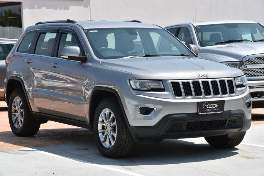 2013 MY14 Jeep Grand Cherokee WK MY2014 Laredo Suv