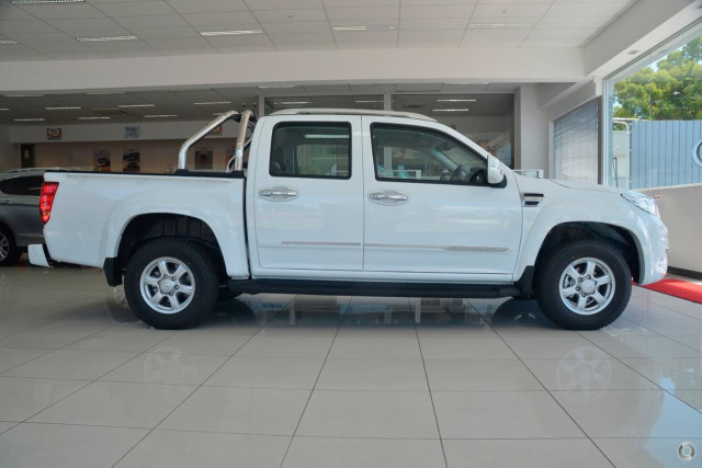 2019 MY18 Great Wall Steed NBP Double Cab Petrol Utility Image 5