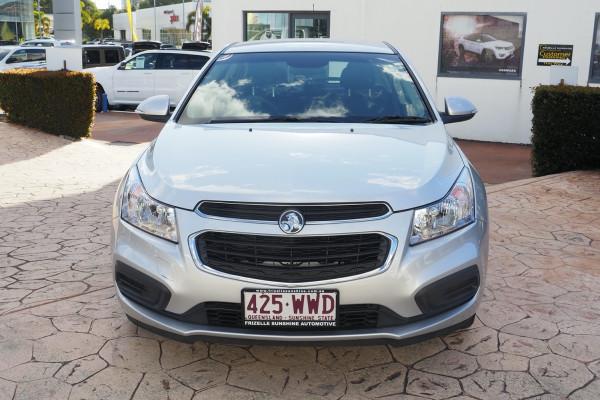 2016 Holden Cruze Vehicle Description. JH  II MY16 EQUIPE HBK 5DR SA 6SP 1.8I Equipe Hatchback Image 2