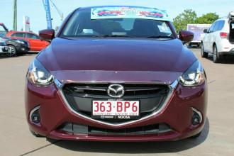 2018 Mazda 2 DL2SAA GT SKYACTIV-Drive Sedan Image 3