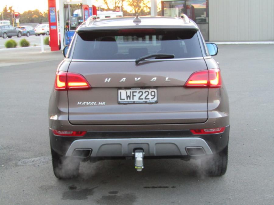 2018 Haval H6 Luxury Sports utility vehicle