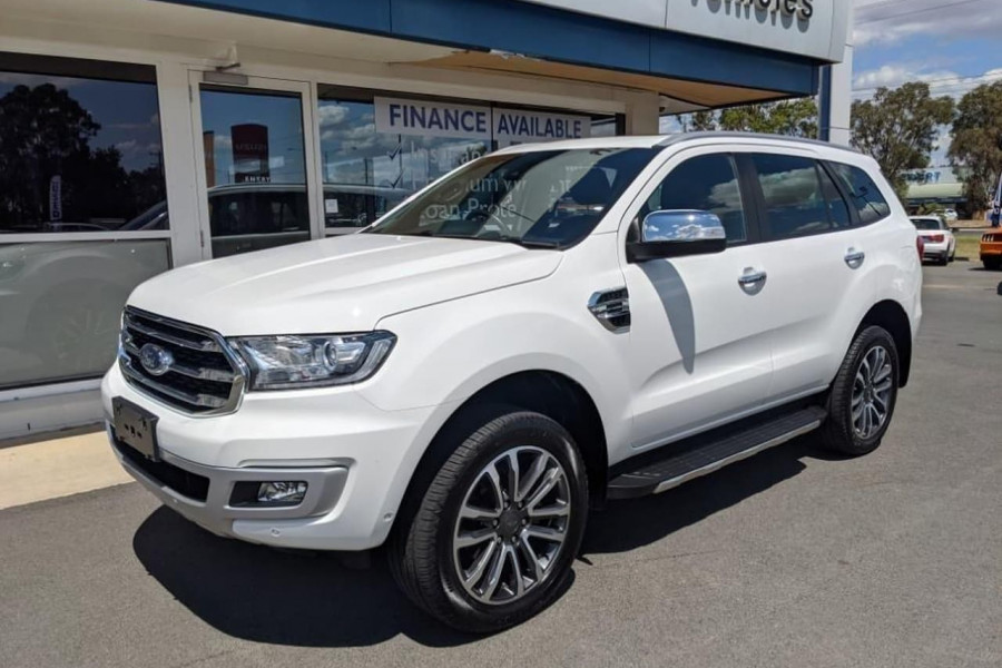2018 MY19.00 Ford Everest UA II 2019.00MY TITANIUM Suv