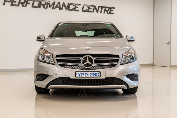 2015 MY06 Mercedes-Benz A-class W176  A180 Hatchback