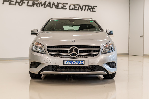 2015 MY06 Mercedes-Benz A-class W176  A180 Hatchback Image 2