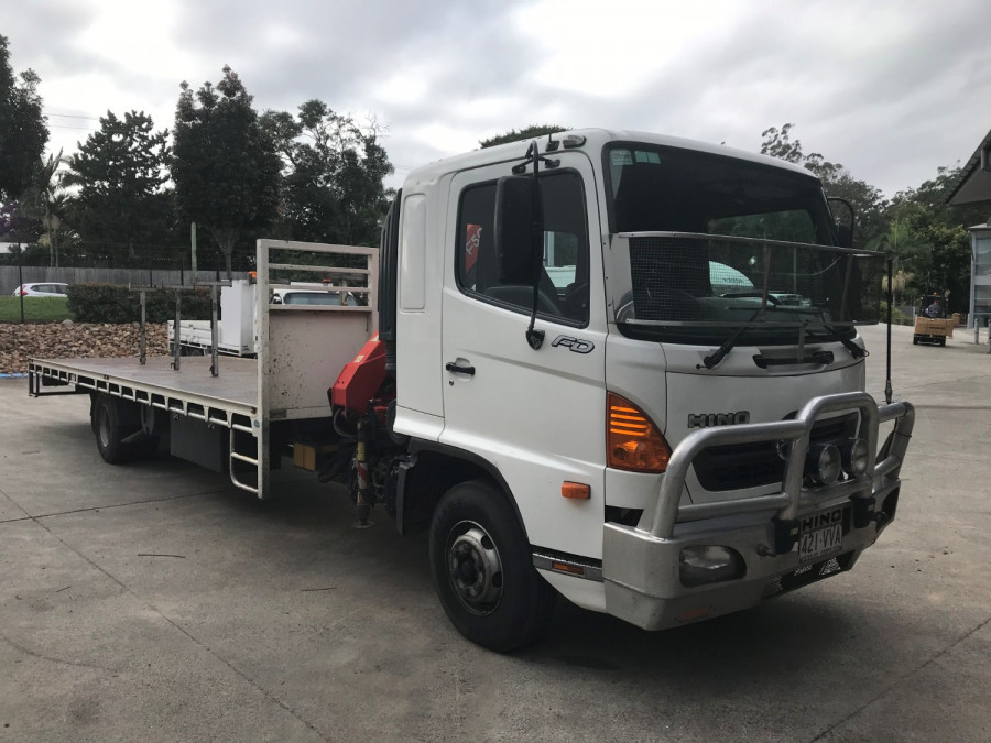 2007 Hino Ranger Pro 6 260 Ace Truck Image 1