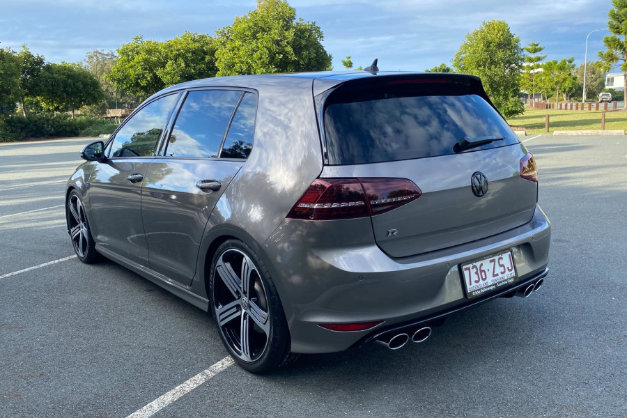 2016 MY17 Volkswagen Golf 7 R Hatchback