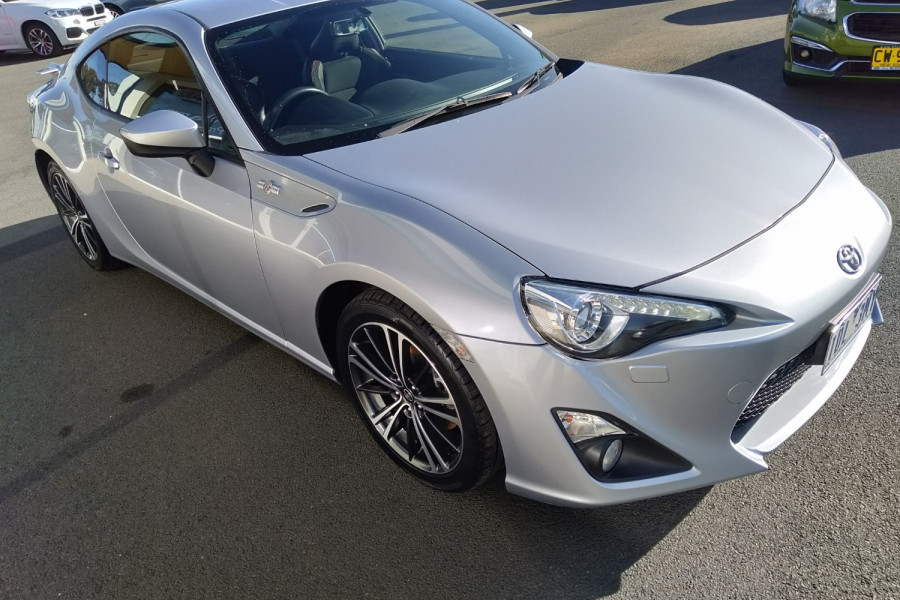 2014 Toyota 86 ZN6 GTS Coupe