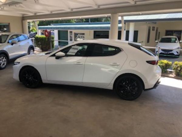 2020 Mazda 3 BP2HLA G25 Hatchback