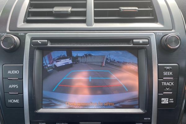 2017 Toyota Camry ASV50R RZ Sedan