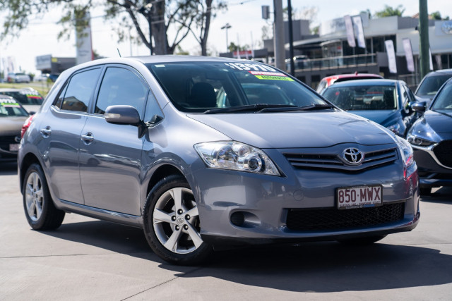2010 MY11 Toyota Corolla ZRE152R  Conquest Hatchback