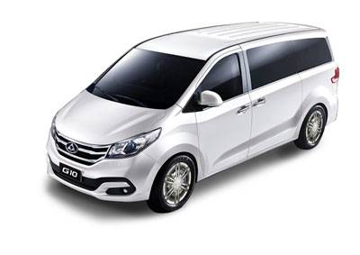2017 MY18 LDV G10 People Mover SV7A G10 9 Seat Wagon