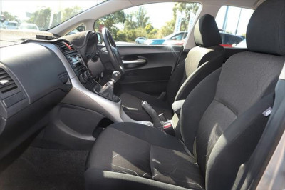 2010 Toyota Corolla ZRE152R MY11 Ascent Hatchback