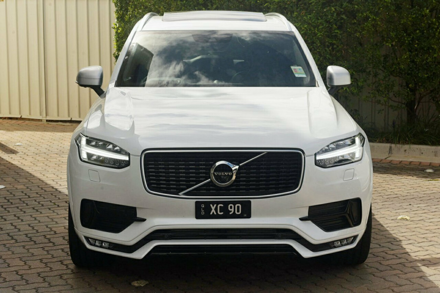 2018 MY19 Volvo XC90 L Series T6 R-Design Suv