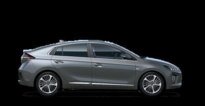 New Hyundai IONIQ Plug-In Hybrid