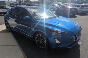 2018 MY19 Ford Focus SA 2019MY TITANIUM Hatchback Image 5