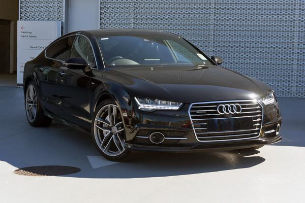 Audi A7 Bi-Turbo 4G MY18