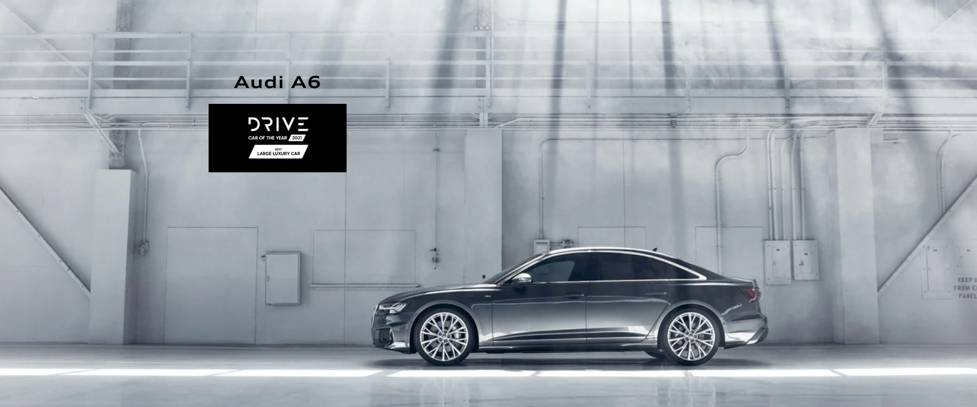 Audi A6 Drive Car of the Year