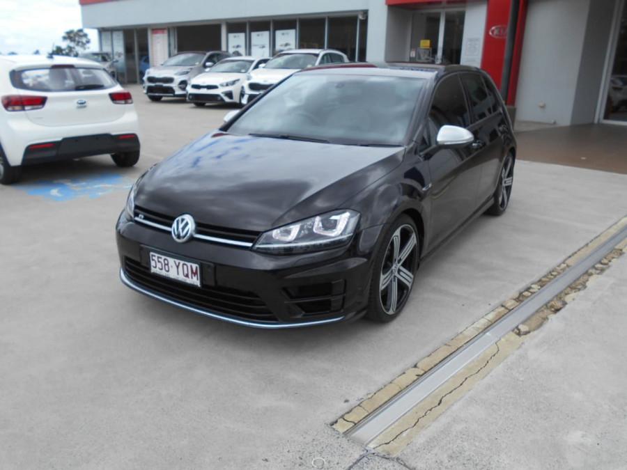 2013 MY14 Volkswagen Golf 7 R Hatchback