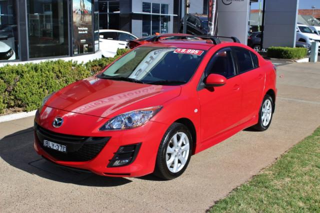 2009 Mazda Mazda3 BL10F1 Maxx Maxx - Sport Sedan