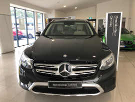 2016 Mercedes-Benz C Class X253 807MY GLC250 Wagon
