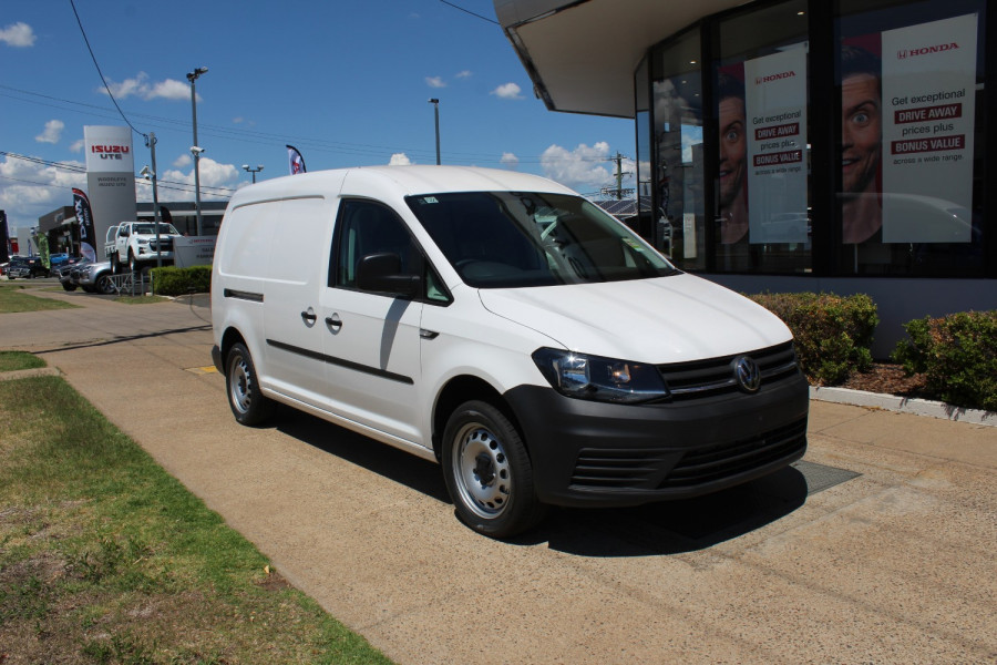 2020 Volkswagen Caddy 2K Maxi Van Lwb van Image 1