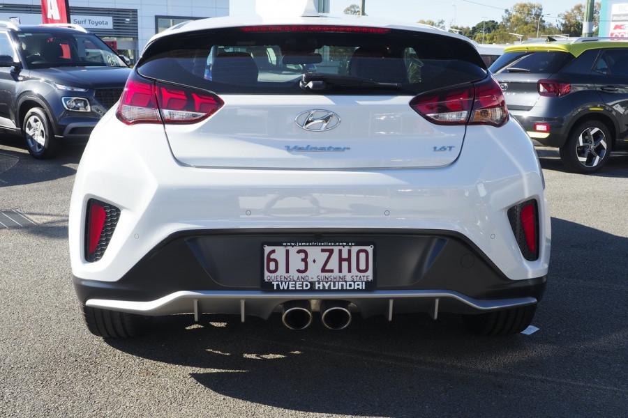 2019 MY20 Hyundai Veloster JS Turbo Coupe Image 15