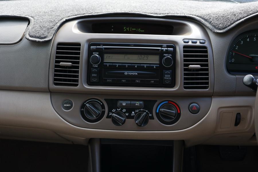 2003 Toyota Camry ACV36R Altise Sedan Image 13