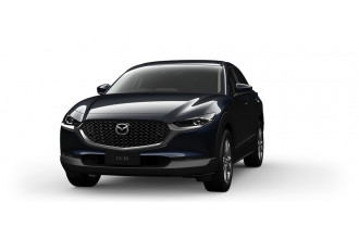 2020 Mazda CX-30 DM Series G20 Touring Wagon Image 3