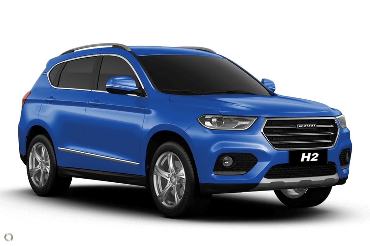 2020 Haval H2 Lux Suv