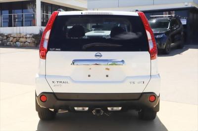 2010 Nissan X-Trail T31 Series IV TS Suv Image 4