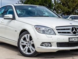 Mercedes-Benz C Class Avantgarde W204 C200 Kompr