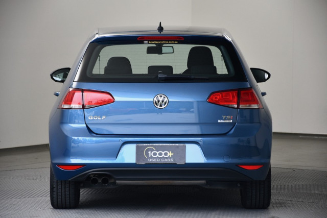 2015 MY16 Volkswagen Golf 7 92TSI Hatch