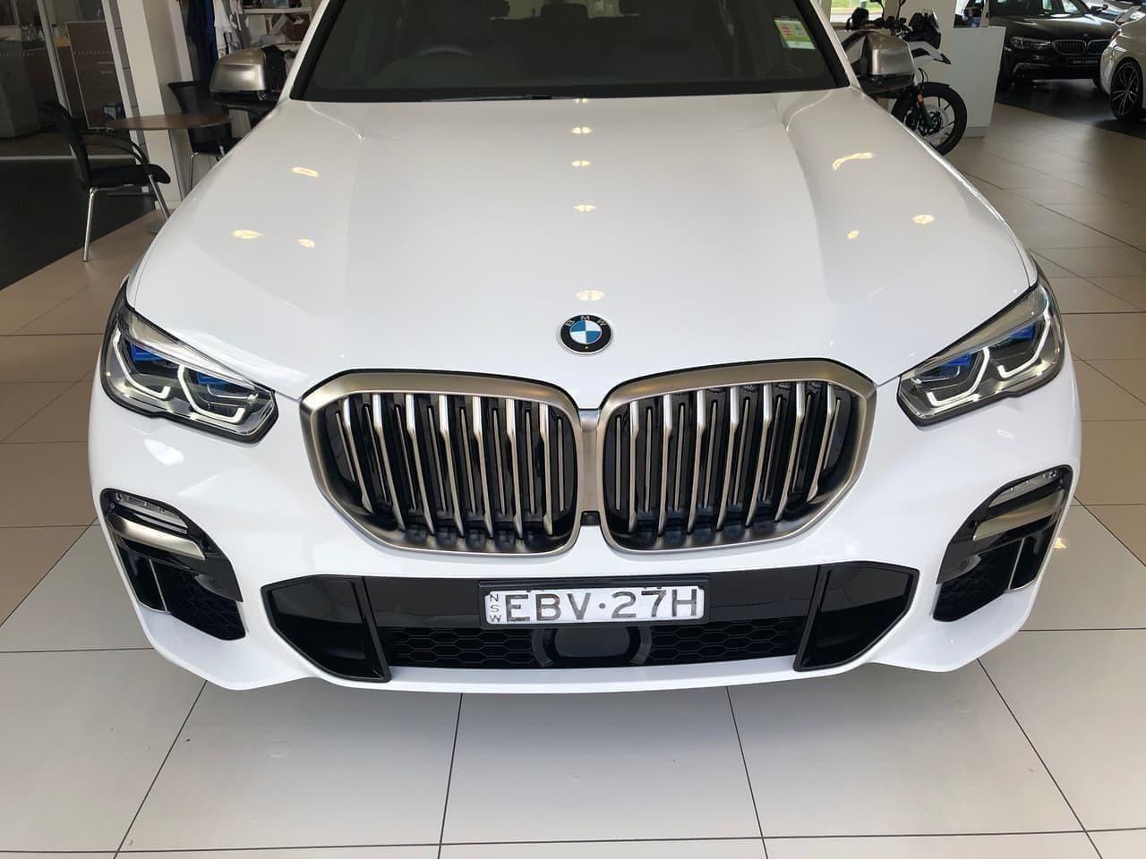 2019 BMW X5 Series G05 M50d Wagon