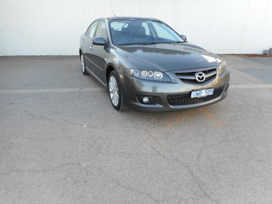 2007 Mazda 6 GG1032 Classic Hatch