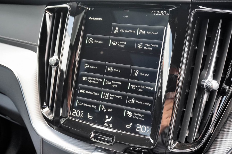 2019 MY20 Volvo XC60 UZ D5 R-Design Suv Mobile Image 10