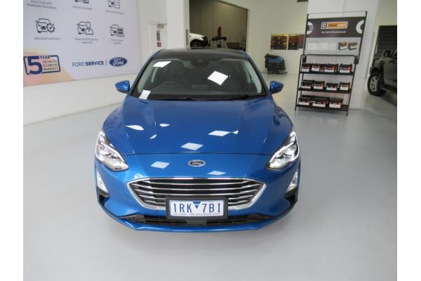 2019 MY19.25 Ford Focus SA 2019.25MY TITANIUM Hatchback Image 3