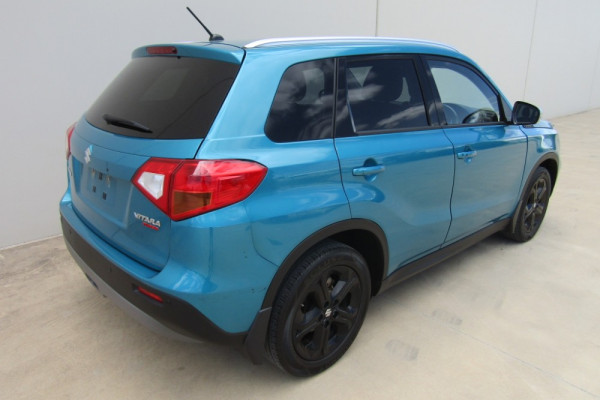 2018 Suzuki Vitara LY S TURBO Suv Image 3