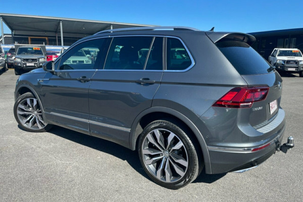 2019 MY19.5 Volkswagen Tiguan 5N MY19.5 162TSI DSG 4MOTION Highline Suv