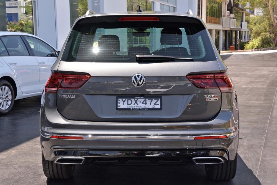 Demo 2016 Volkswagen Tiguan 3288 Sydney Castle Hill
