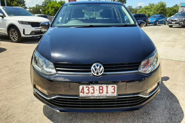 2015 Volkswagen Polo Hatchback
