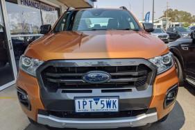 2019 MY19.75 Ford Ranger PX MKIII 2019.75MY WILDTRAK Ute Image 3