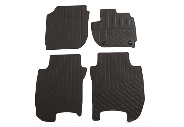 "<img src=""Deluxe Tailored Mat Set - All Weather Rubber"